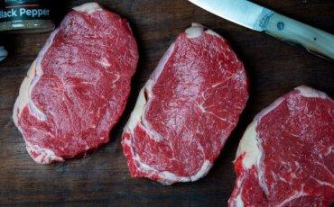 Bestes Bio-Rindfleisch