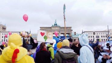 """""""Essen ist politisch"""" – Eine Demo ganz nach unserem Geschmack"""