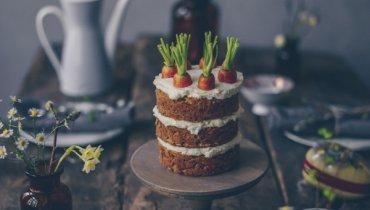 Rezept: Easter Carrot Cake
