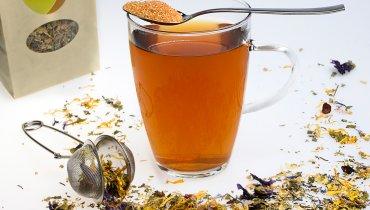 Die positive Wirkung von Tee