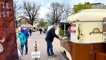 On Tour: Marktplatz der Köstlichkeiten