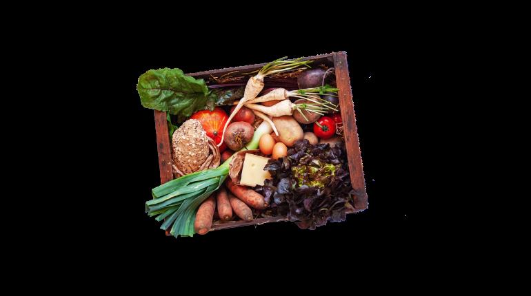 Deine Lebensmittel-Nahversorgung