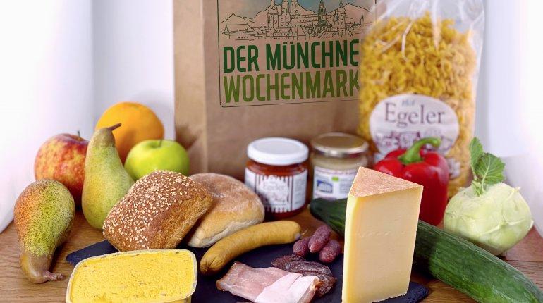 Die Münchner Schmankerl-Tüte