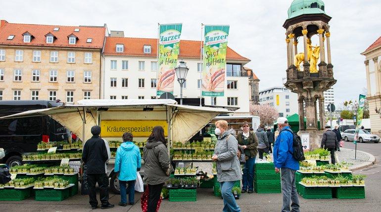 Magdeburg - Alter Markt