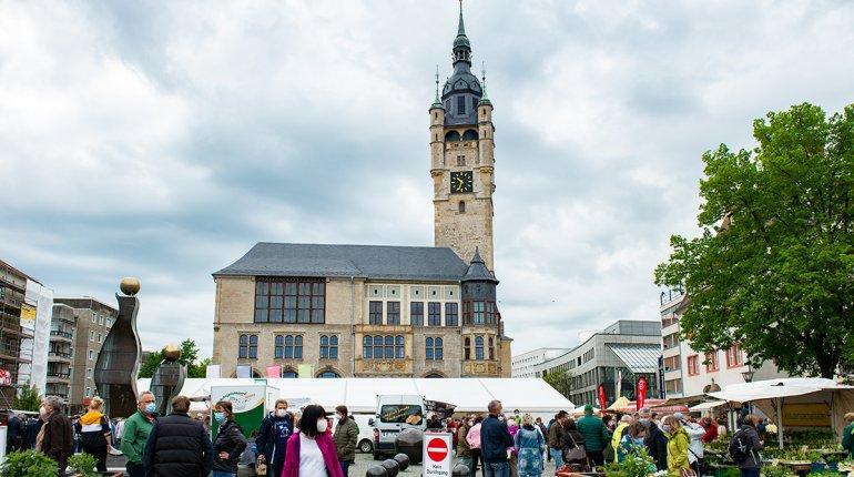 Dessau - Marktplatz