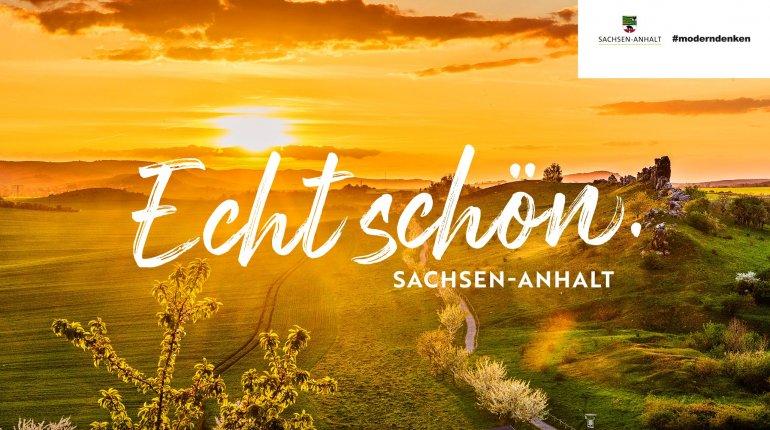 Echt schön. Sachsen-Anhalt