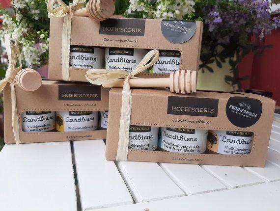 Hofbienerie Geschenkeset Tea & Time