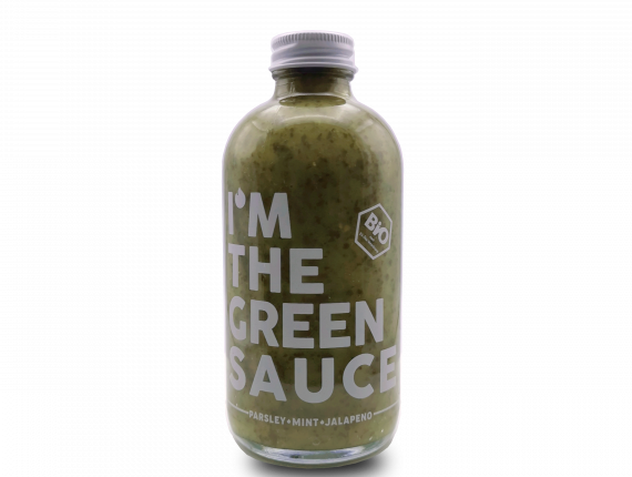 I'M THE GREEN SAUCE