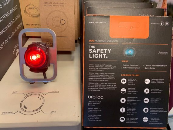 The Safety Light