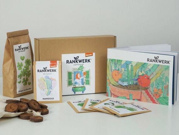 RANKWERK GARTENJAHR BOX