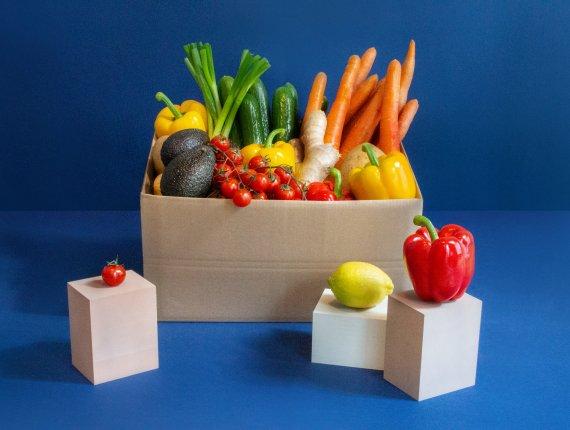 3,5 kg Gemüse Box Basic