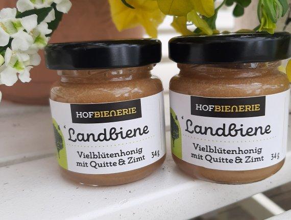 Hofbienerie Mini Honigschatz - Quitte & Zimt