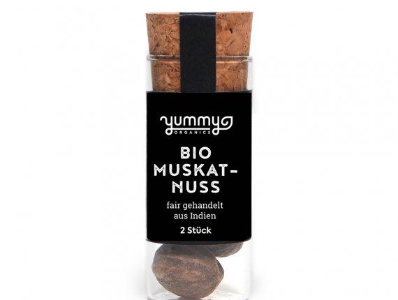 Bio Muskatnuss