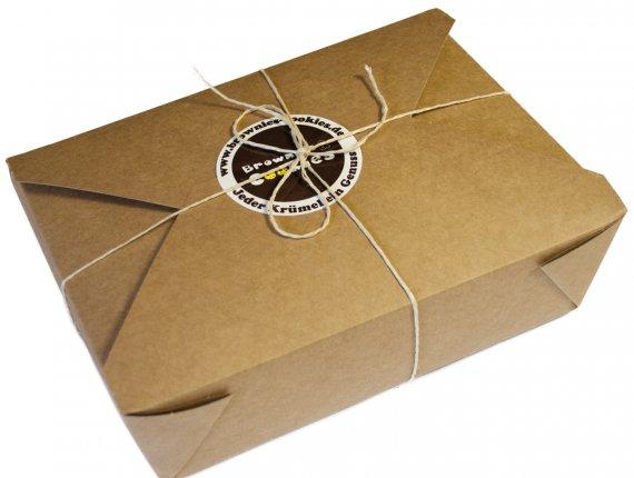 Brownies & Cookies Mix - Geschenkbox
