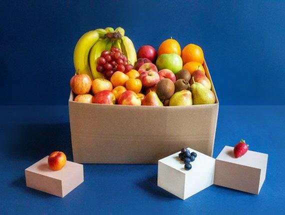3,5 kg Bio Obst-Box Basic