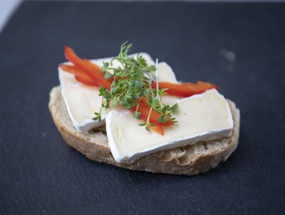 käthes Brot zum Käse