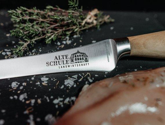 Filetiermesser (handgeschliffen)