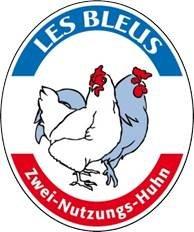 Les Bleus Suppenhuhn
