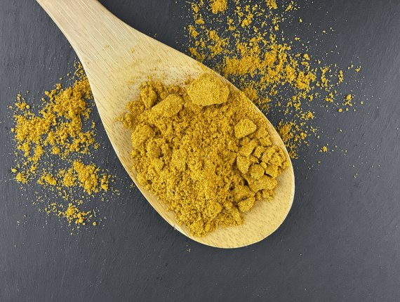 Curry Ananas Gewürzzubereitung