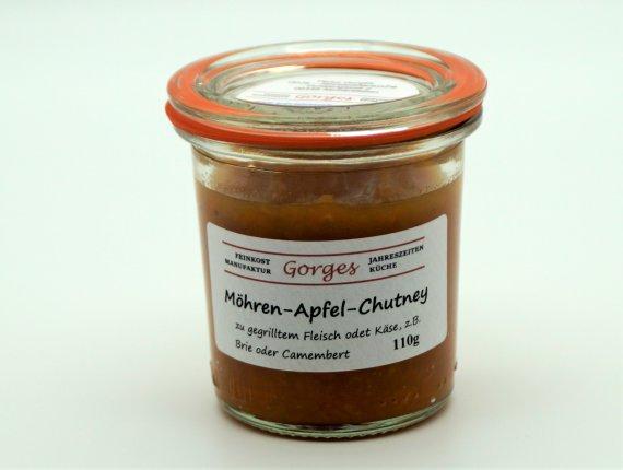 Möhren-Apfel-Chutney