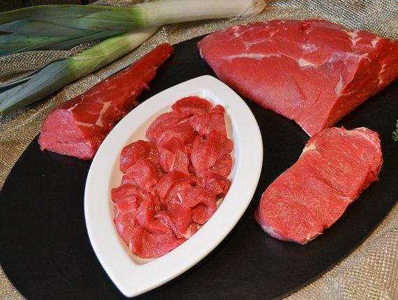 Beef-Paket