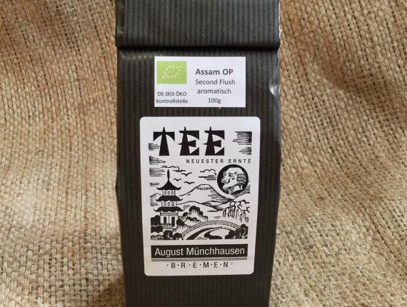BIO-Schwarzer Tee Assam