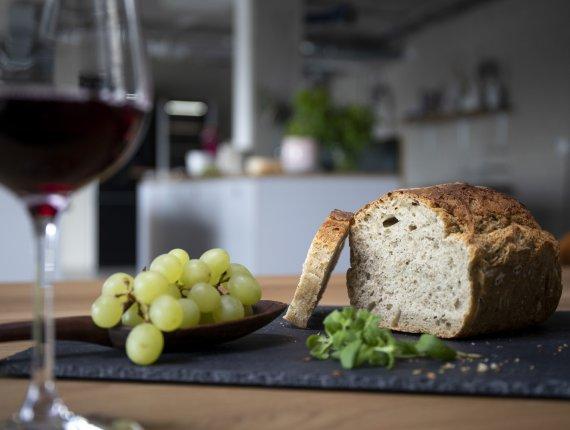käthes Brot zum Wein
