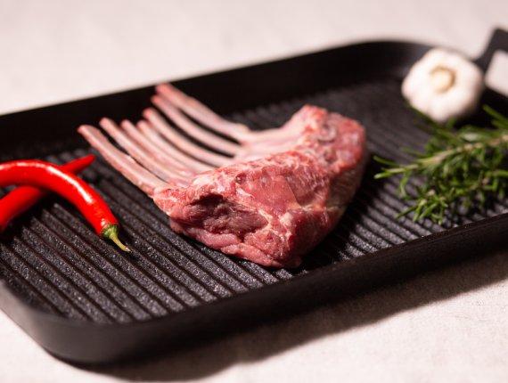 Bio-Steakpaket von der Schleischnucke