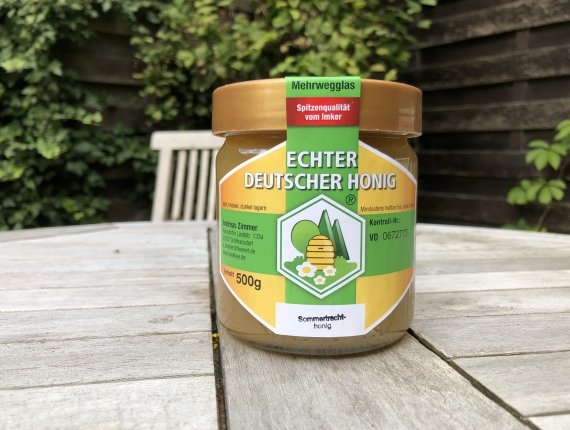Echter Deutscher Honig - Sommertracht 2020