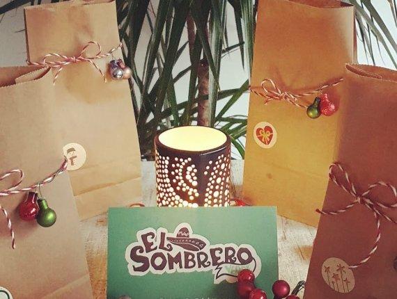 Geschenkgutschein El Sombrero Verde