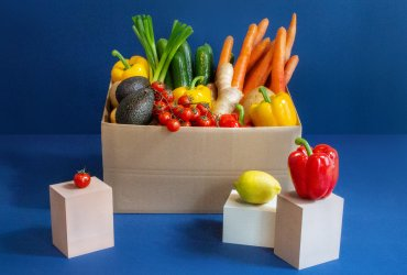 6,5 kg Gemüse Box - Family