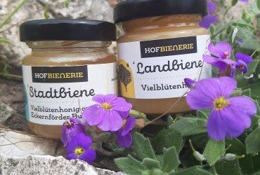 Hofbienerie Mini Honigschatz - Stadtbiene Eckernförde