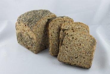 BIO- Dinkel-Chia Brot 500g