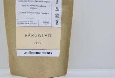 """Filterkaffee """"Färgglad"""" – Voller Schokoladen-Genuss"""