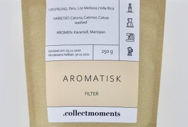 "Filterkaffee ""Aromatisk"" – Direct Trade aus Peru"