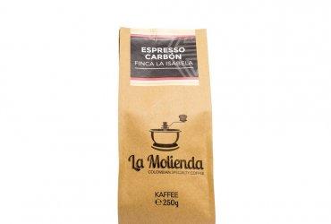 Espresso Carbón Finca La Isabela
