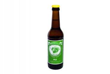 Schnuckenbräu Bier Pils 0,3 l Flasche