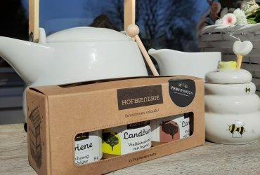 Tea & Time Hofbienerie Geschenkeset