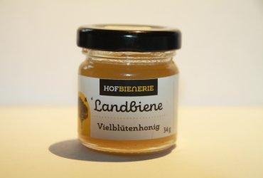 Hofbienerie Mini Honigschatz  - pure Vielblüte