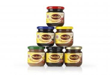 6 er Probierset von Malzit - Quitte, Chili, Ingwer uvm.