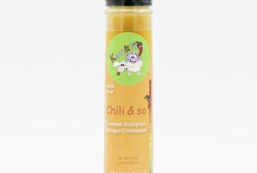 Trinidad-Scorpion-Mango-Chilisauce