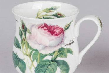 Becher Elenore Redoute Roses