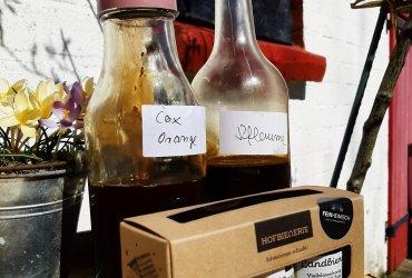 Hofbienerie Geschenkeset Juice & Honey