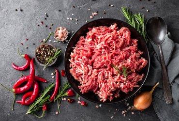 Bio Hackfleisch-Paket von der Schleischnucke