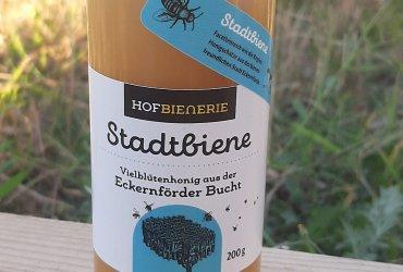 Stadtbienen Vielblütenhonig aus der bienenfreundlichen Stadt Eckernförde