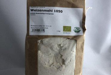 BIO Weizenmehl Type1050
