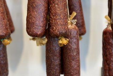 Hirschfleischsalami