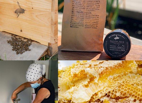 BEE.CAUSE Authentic Honey